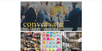 Conversate Collective Website