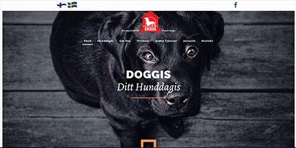 Dog Care Center Website