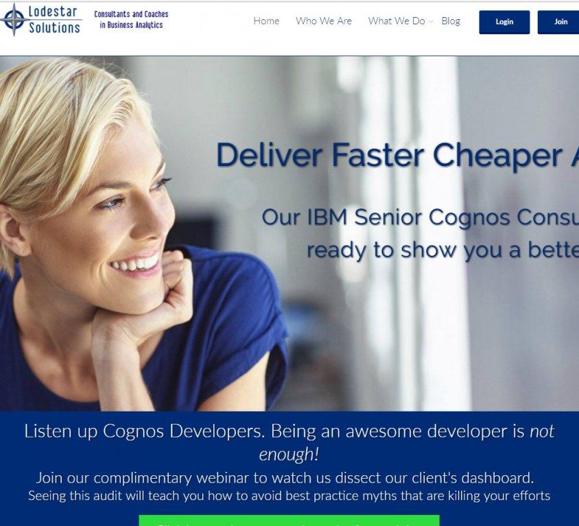 Lodestar Solutions Website