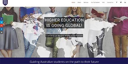 Study USA Website